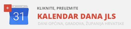 Kliknite, preuzmite kalendar Dana JLS lh