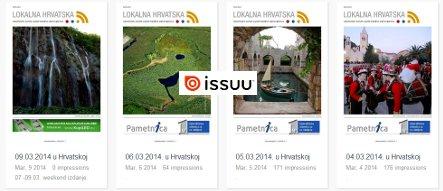 Naslovnice ISSUU izdanja:  ()
